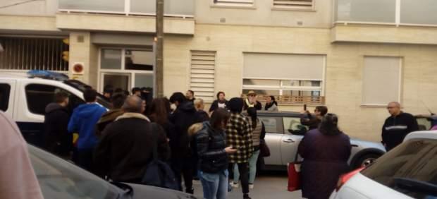 Tres policías, heridos leves al intervenir en un desahucio en Palma
