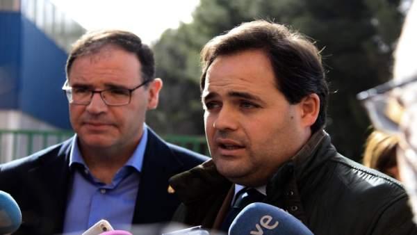 Núñez apuesta por un pacto regional en el que técnicos especialistas digan 'haci