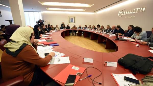 Reunión de empresarias de Marruecos y Granada
