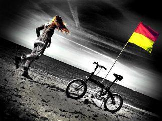 'Bicicletas en foco'