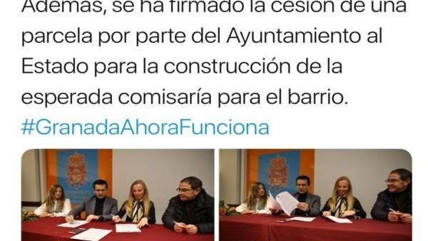 El PP denuncia el uso de un lema lanzado por el PSOE en una campaña de la empres