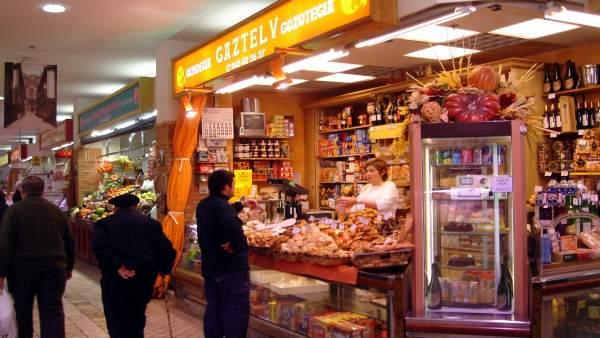 Panadería de San Sebastián