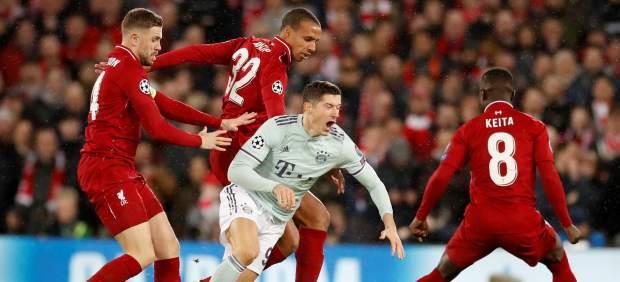 Liverpool - Bayern