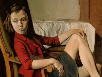 Balthus. Thérèse, 1938.