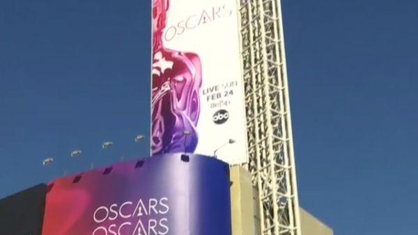 Los Ángeles ya se prepara para los Oscar 2019