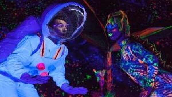 Escena de El astronauta de Avispero Producciones