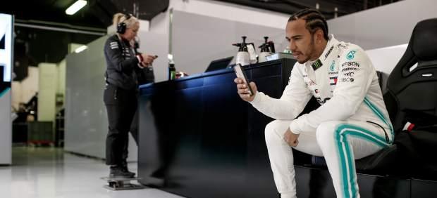 Hamilton no hará un 'Alonso':