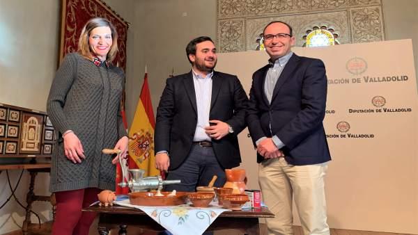 Valladolid.- Presentación XII Jornadas Gastronómicas de La Matanza del Cerdo