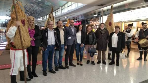 Intu recupera las ancestrales mascaradas de invierno asturianas en una nueva mue