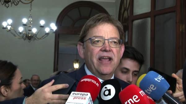 """Puig alerta dels cants de sirena dels qui volen acabar amb les autonomies """"des de posicions anticonstitucionals"""""""