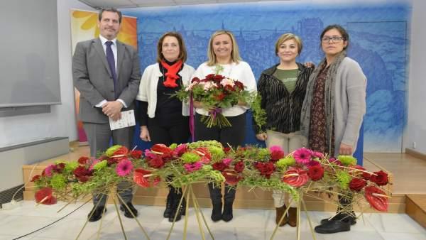 Presentación del Congreso de la Asociación Española de Floristas