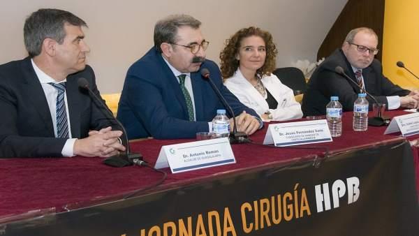 Una nueva técnica quirúrgica en Guadalajara dirigida a pacientes con tumores gra