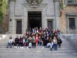 Jornada en Sevilla de acercamiento a niñas de carreras de ciencia, tecnología, i