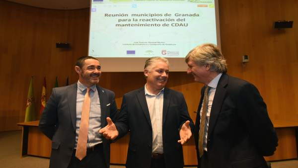 Jornada informativa en Granada sobre el Callejero Digital de Andalucía