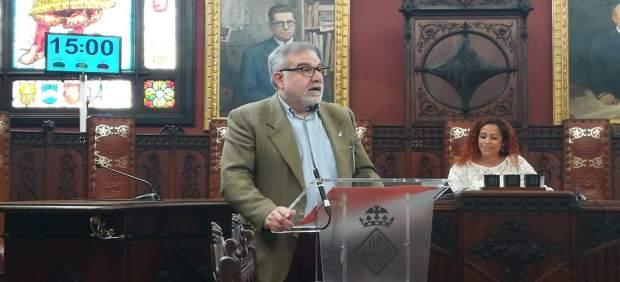 Cs Palma pide la dimisión de Noguera y su renuncia al acta de regidor para