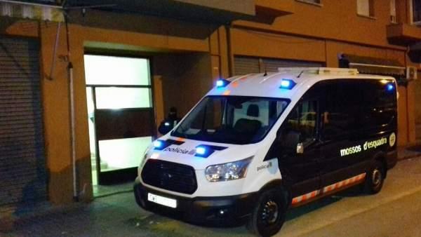 Operación contra el tráfico de drogas en Girona