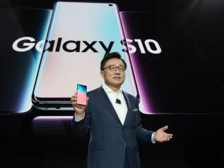Presentación del Samsung Galaxy S10