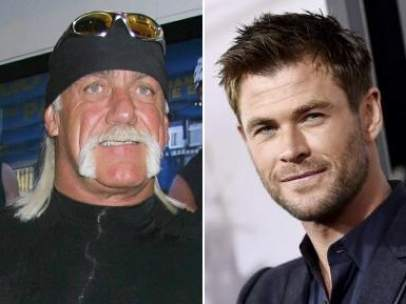 Hulk Hogan y Chris Hemsworth