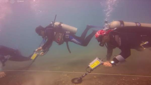 Buscando los barcos hundidos de Hernán Cortés