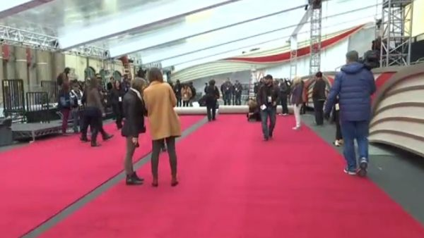 La alfombra roja de los Oscar 2019 ya está lista
