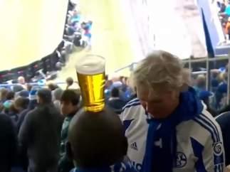 Aficionado del Schalke