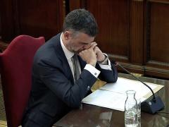 Santi Vila, en el juicio al procés