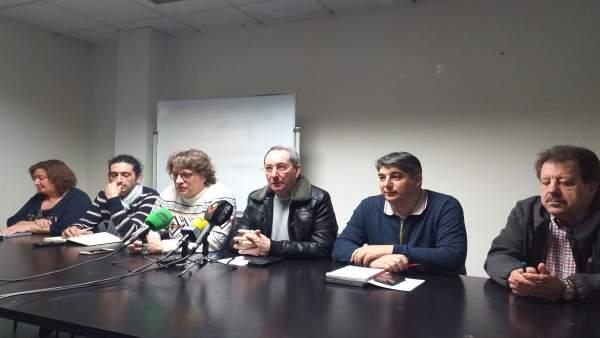 Sindicatos denuncian el  inicio del 'desmantelamiento' del grupo Nueva Pescanova
