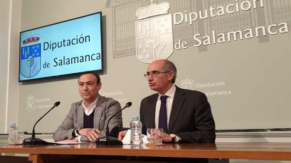 Carbajosa (Salamanca) invertirá un millón para que las zonas verdes se rieguen c
