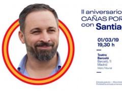 Cañas por España Abascal