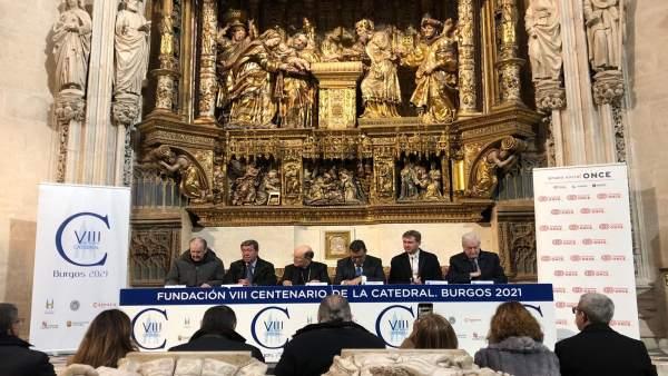 Once y Catedral de Burgos