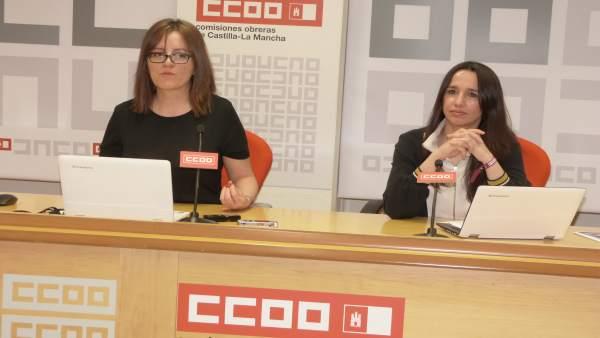 CCOO habla de la brecha salarial en Castilla-La Mancha