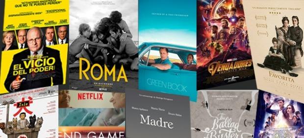 Películas nominadas a los Oscar 2019