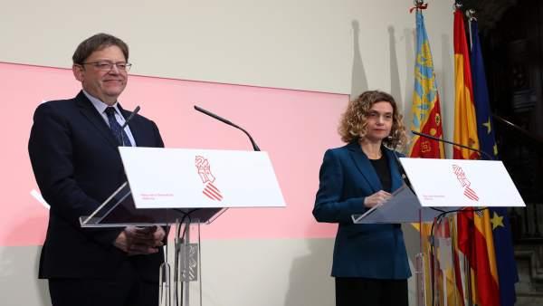 La cumbre bilateral 'arranca' inversión en vivienda social, apoyo al turismo y a