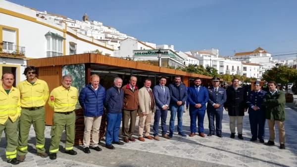 Cádiz.- La localidad de Alcalá de los Gazules acoge la III Feria de Muestras del