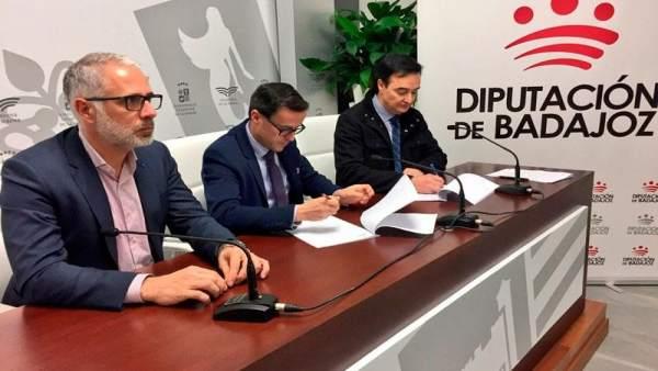 La Diputación de Badajoz abre el plazo para solicitudes de trabajo para personas