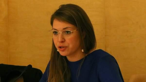 Janet Sanz, vicepresidenta de Planificació Estratègica del AMB.