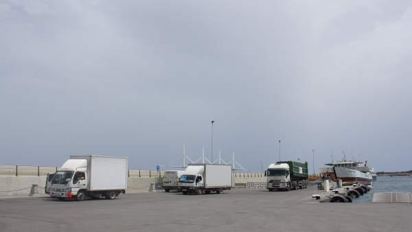 Puerto de La Savina