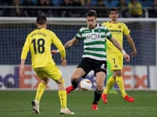 Villarreal vs. Sporting.