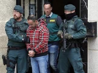 Detenidos por el asesinato del concejal Javier Ardines