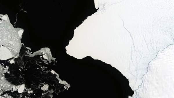 Nuevo iceberg