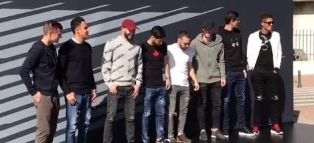 Los coches de los jugadores del Madrid: Ramos, el más caro; Mariano, el más barato
