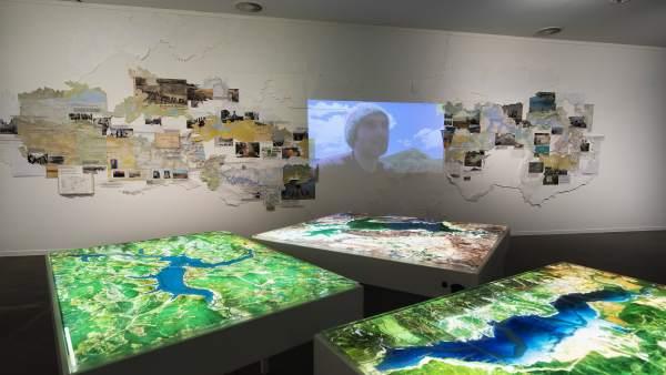 La exposición 'La memoria del territorio' cerrará sus puertas este domingo en la