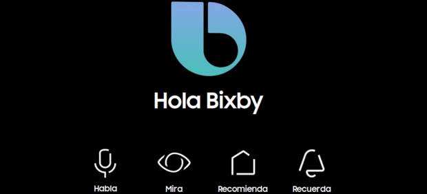 El asistente de Samsung se llama Bixby y ya habla español