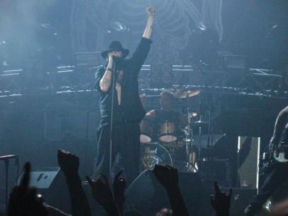 Grupo rock Marea