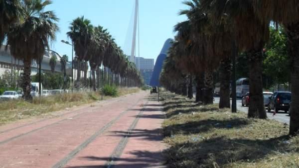 Adjudicadas por 3,6 millone las primeras obras de la Línea 10 de metro entre Ama