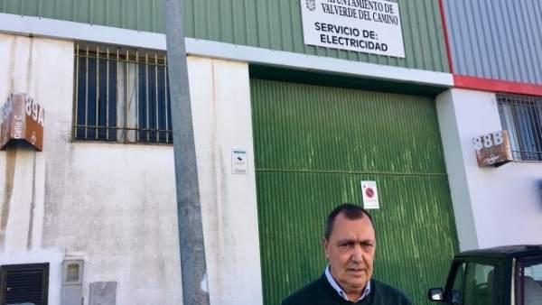 El concejal socialista Juan Gamonoso./archivo
