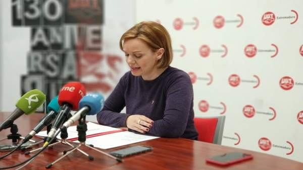 Secretaria de Igualdad de UGT, María José Ladera