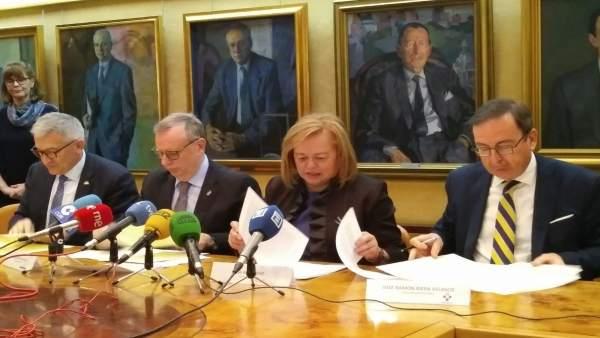 La presidenta del CSIC defiende a Otín afirmando que se está 'arremetiendo contr