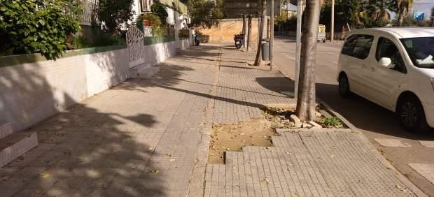 Empiezan las obras de mejora en el camí vell de Bunyola y en el Parque de las Estaciones