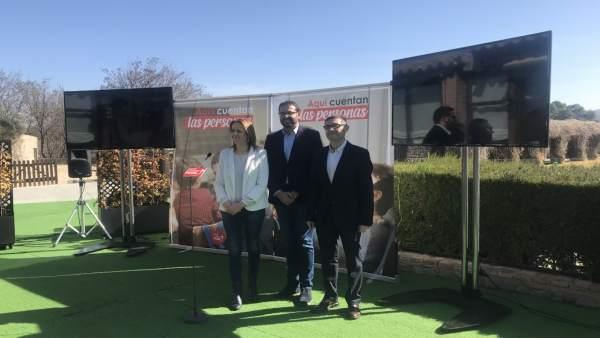 PSOE C-LM, sobre la figura de Girauta,